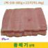 포항 죽도시장 돔배기 제수용 노리 참돔배기 600g~800g x 2꼬지 약1.4kg 정도