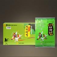 갓구운 파래김 광천원김 선물세트 18g x 10봉