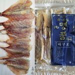 국산 아귀포 아구포 / 300g / 조미 / 주전부리 / 포항 죽도시장